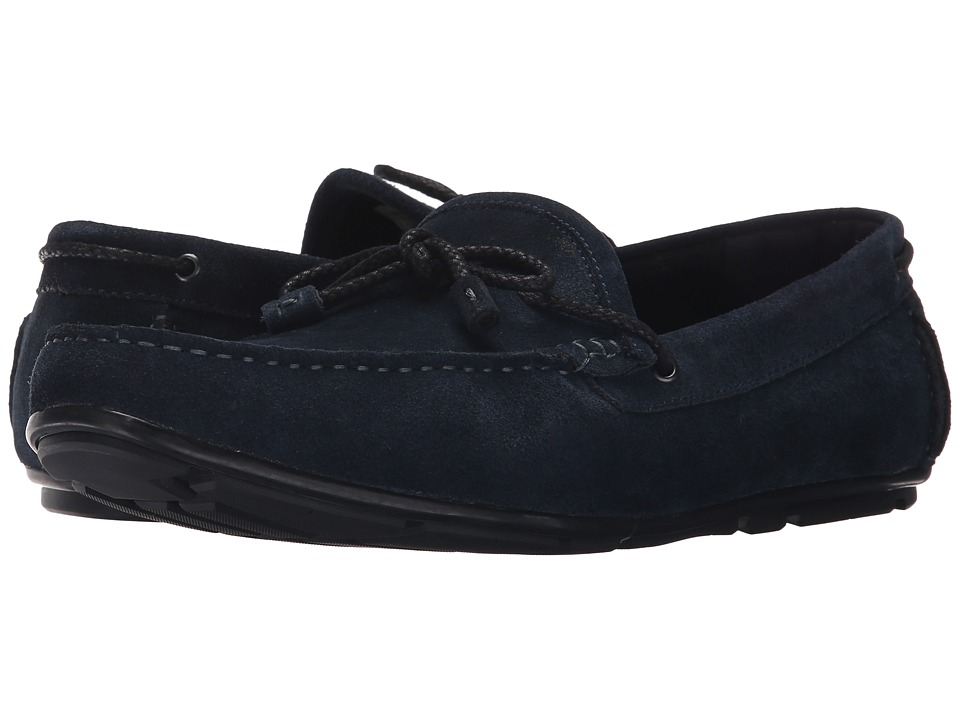 Steve Madden - Bevel (Navy Suede) Men