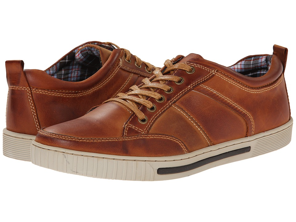 Steve Madden Pipeur (Tan Leather) Men