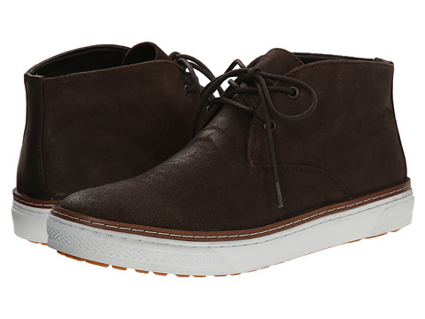 Steve Madden - Fedder (Brown Suede) Men's Lace up casual Shoes