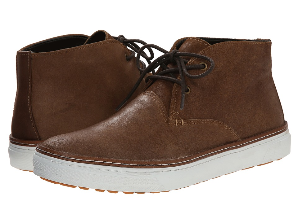 Steve Madden - Fedder (Tan Suede) Men