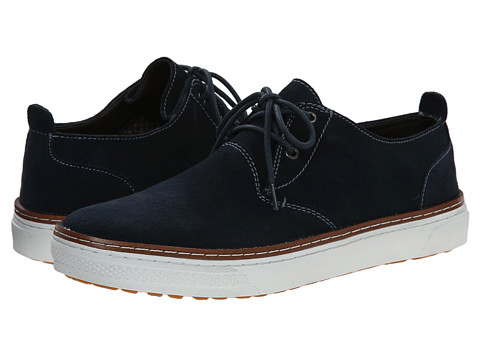 Steve Madden - Fixer (Navy Suede) Men's Lace up casual Shoes
