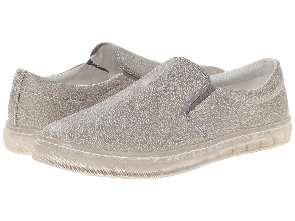 Steve Madden - Height (Grey Distressed) Men