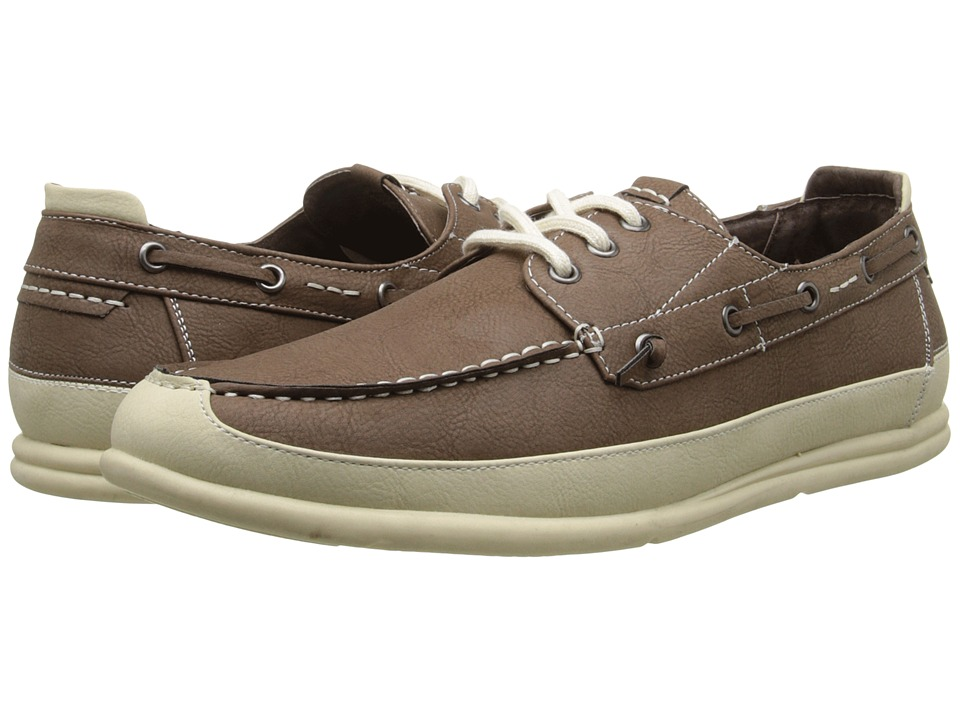Steve Madden - Rotor (Brown Nubuck) Men's Lace up casual Shoes