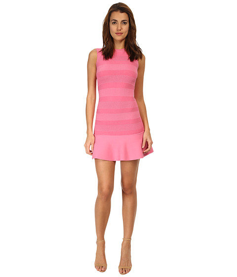 RED VALENTINO - Viscose Yarn Dress (Peony) Women