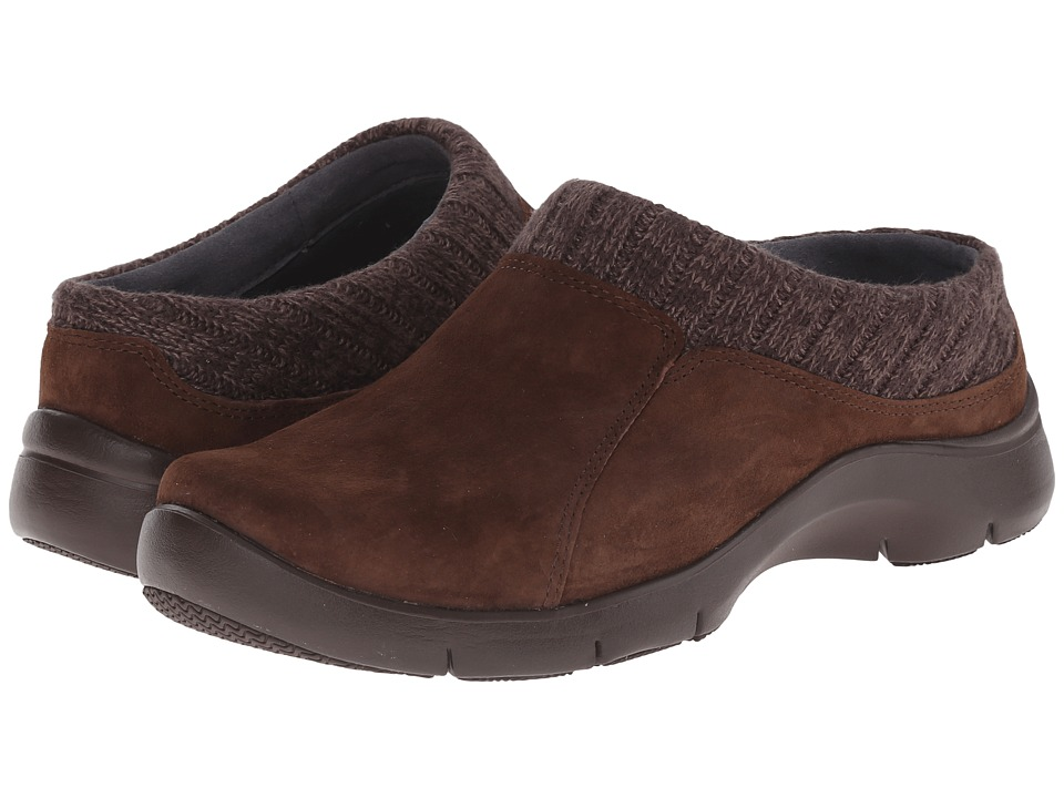 Dansko - Emily (Brown Suede) Women's Shoes