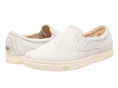 UGG - Fierce (Glacier Suede) Women's Flat Shoes