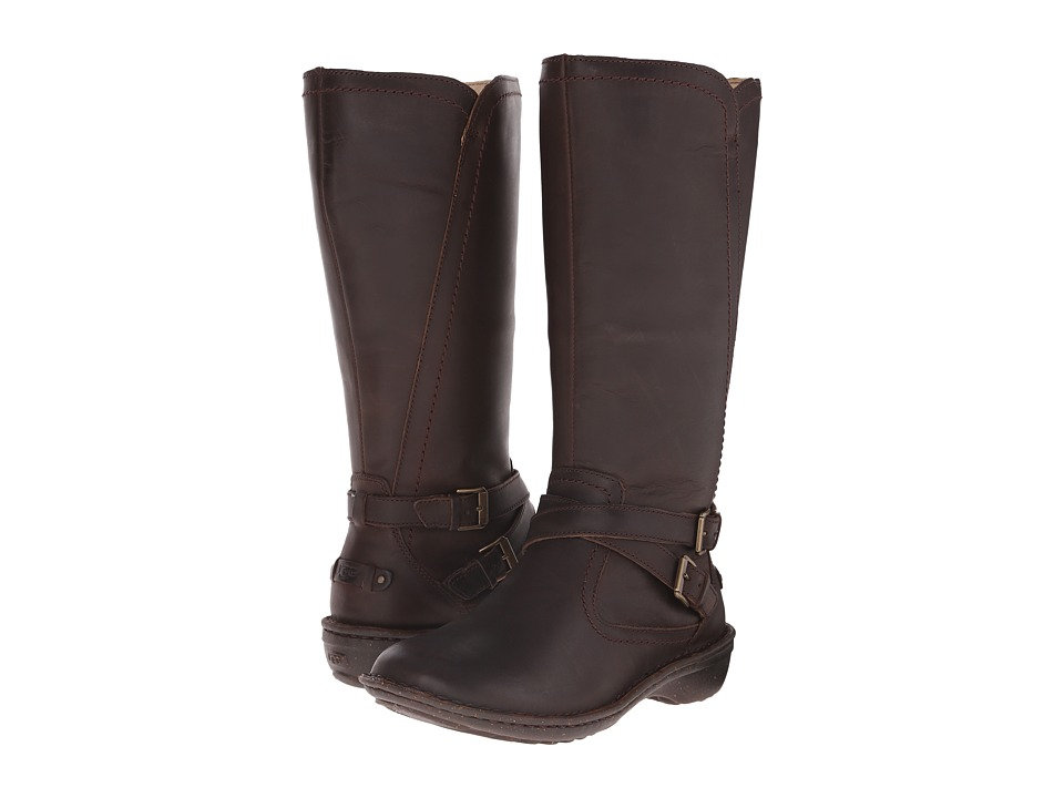 UGG Rosen Stout Leather Boots