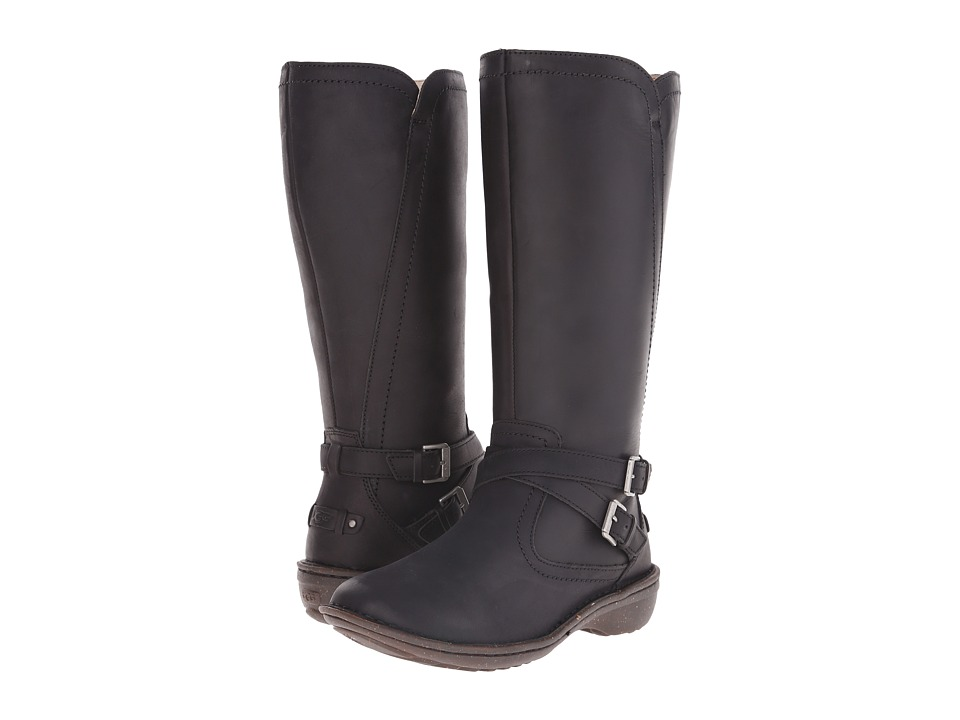 UGG - Rosen (Black Leather) Women's Boots