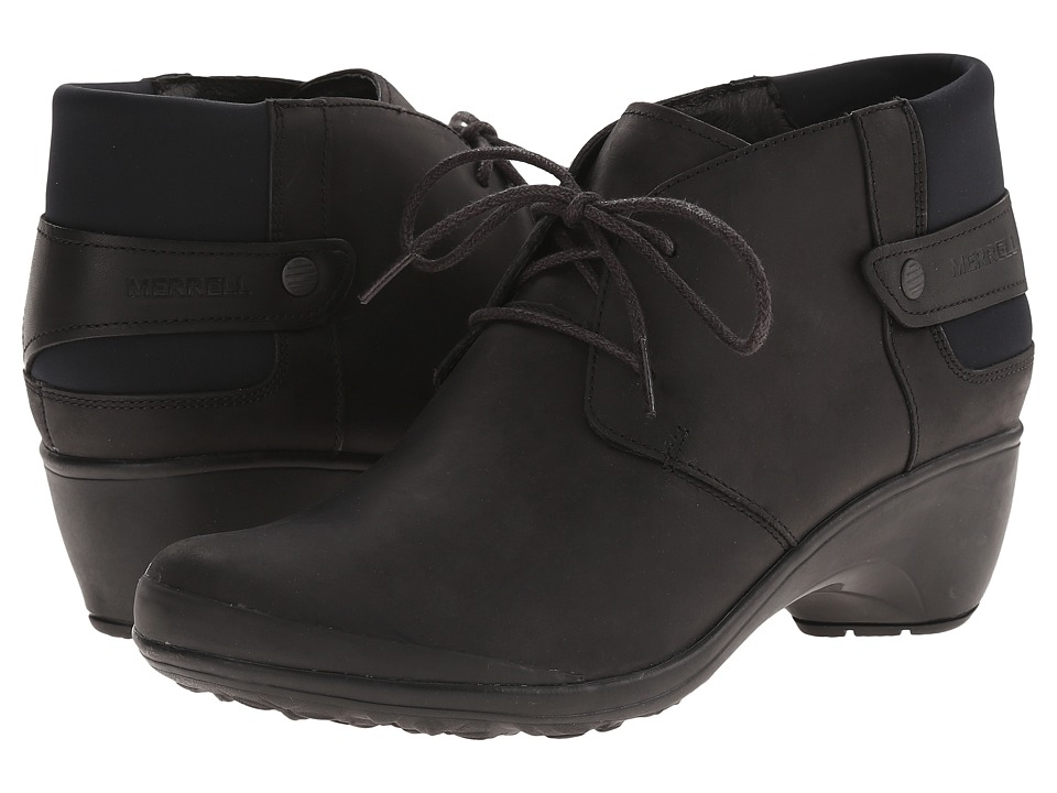 Merrell - Veranda Lace (Black) Women