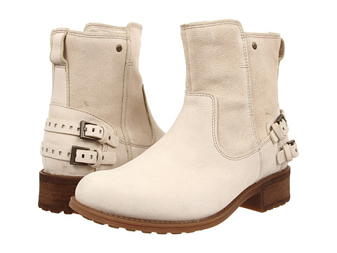 UGG - Orion (Glacier Leather/Suede) Women's Zip Boots