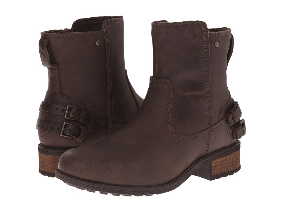 UGG - Orion (Stout Leather) Women's Zip Boots