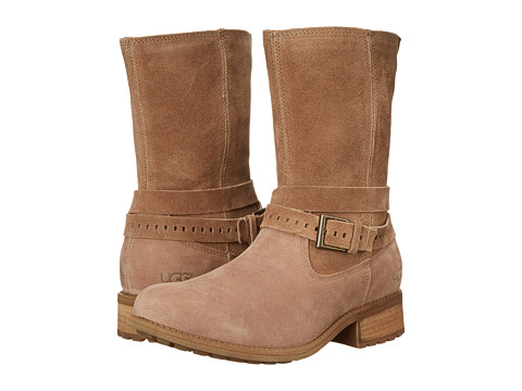 UGG - Kiings (Caramel Leather/Suede) Women