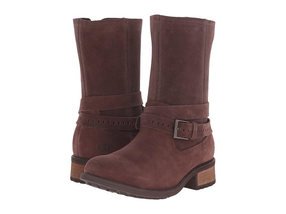 UGG Kiings (Lodge Leather/Suede) Women
