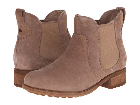 UGG - Bonham (Caramel Leather/Suede) Women's Boots