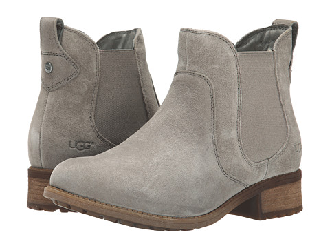 UGG - Bonham (Granite Leather/Suede) Women's Boots