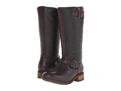 UGG - Chancery (Brown Twinface/Leather) Women's Boots