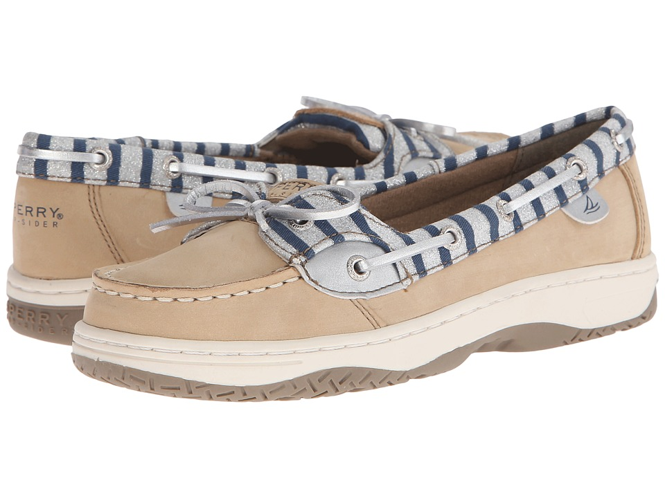 Sperry Top-Sider is considered the trailblazer in designing slip-free boat shoes. It also offers apparel for men, women, and kids, as well as accessories such as umbrellas, shave kits, and bags. Customers like the classy designs of products and their economical prices.