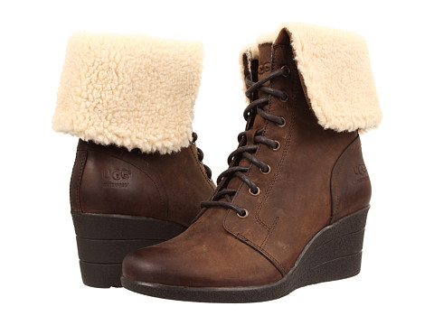 UGG - Zea (Stout Leather) Women's Pull-on Boots