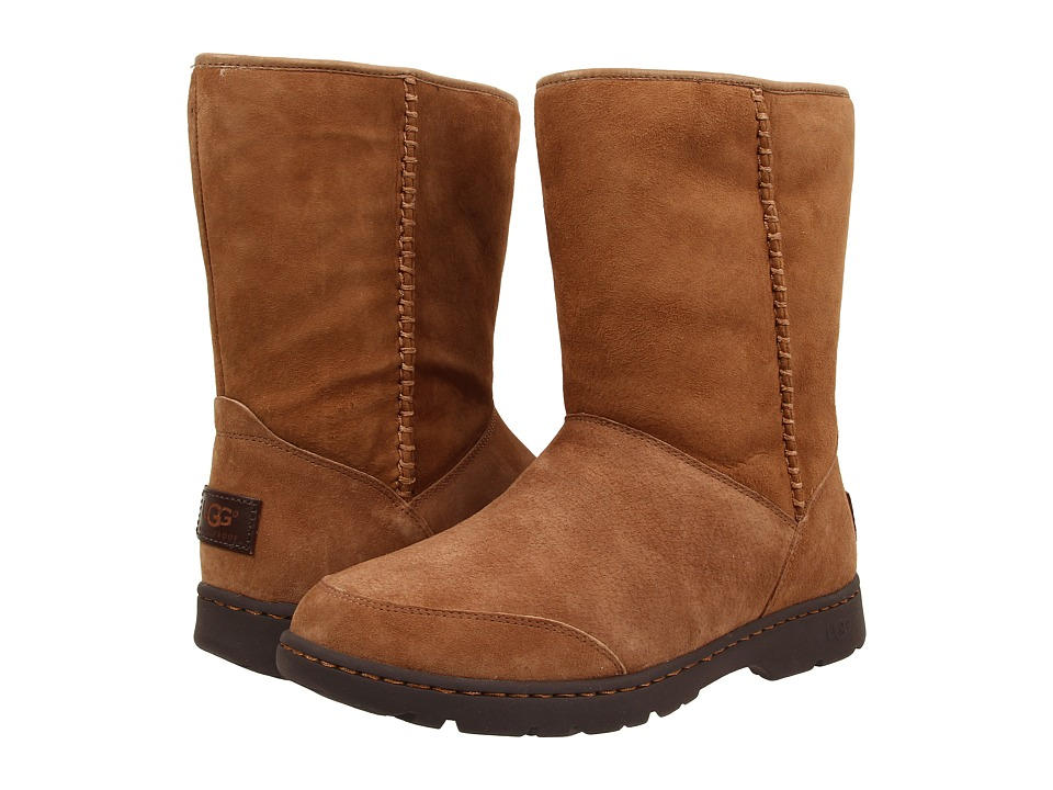 UGG - Michaela (Chestnut Suede) Women's Boots