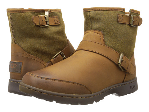 UGG - Dawn (Chestnut Leather) Women's Boots