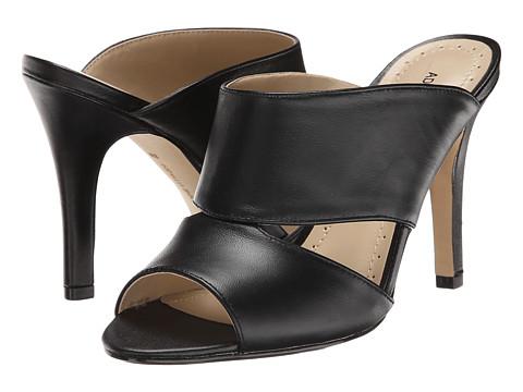Adrienne Vittadini - Gunn (Black Nappa) High Heels