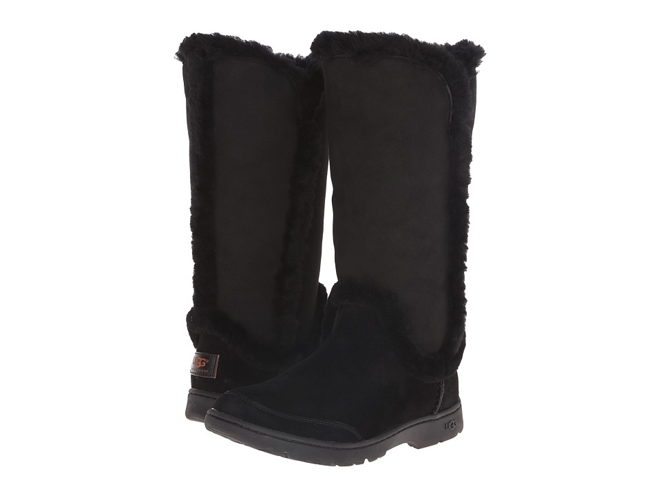 UGG Katia (Black Suede) Women