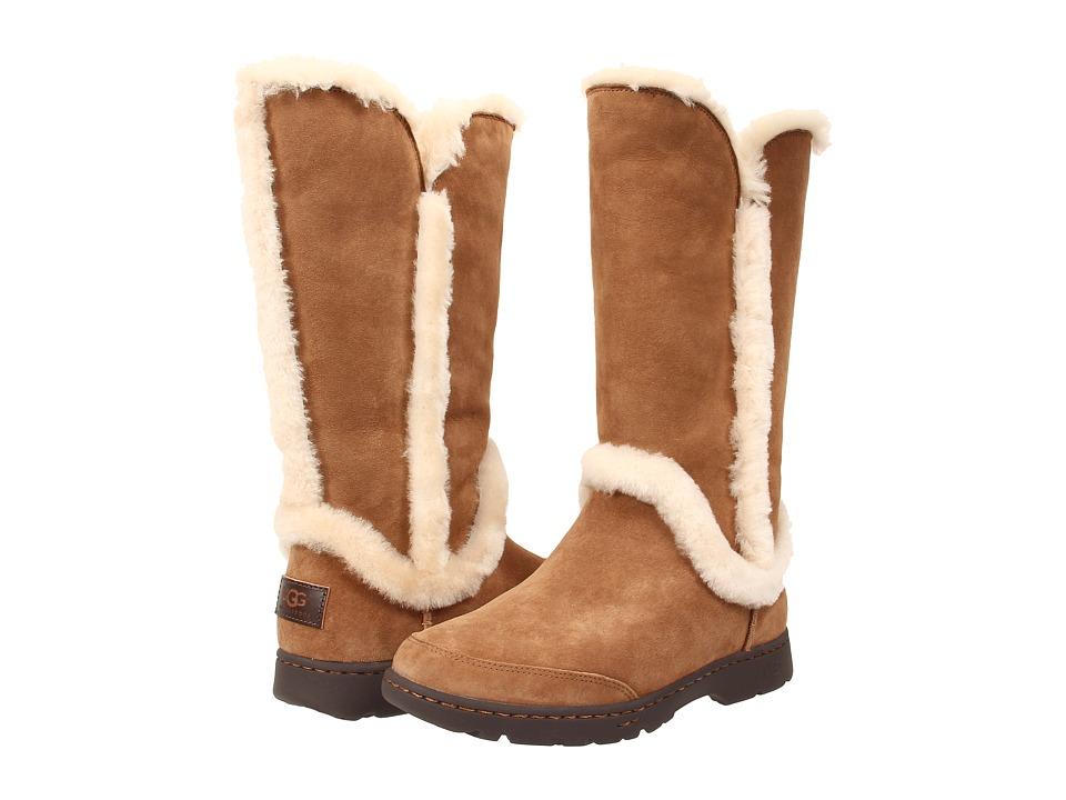 UGG - Katia (Chestnut Suede) Women's Boots