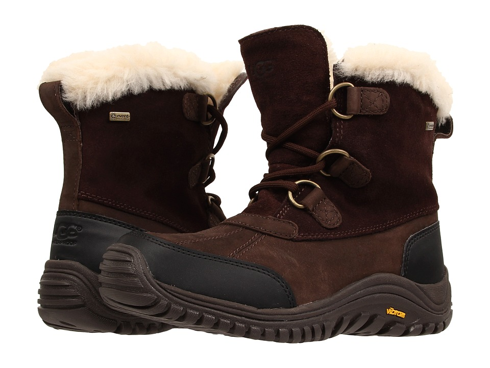 UGG - Ostrander (Stout Leather) Women's Cold Weather Boots