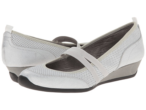 Adrienne Vittadini - Vonn (White Metallic Crackle Print) Women