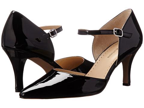 Adrienne Vittadini - Jon (Black Patent) High Heels