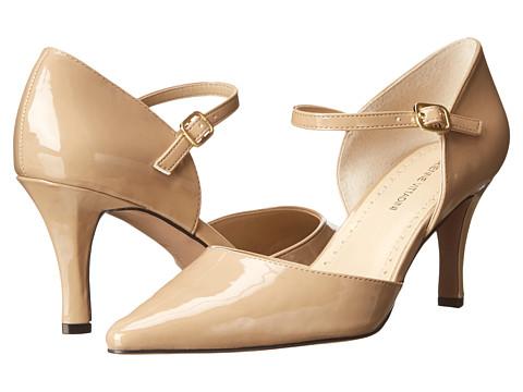 Adrienne Vittadini - Jon (Nude Patent) High Heels