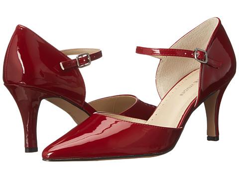 Adrienne Vittadini - Jon (Red Patent) High Heels