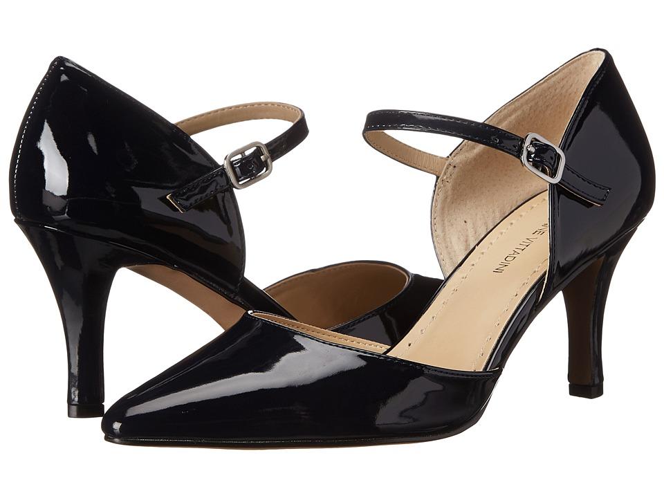 Adrienne Vittadini - Jon (Midnight Navy Patent) High Heels