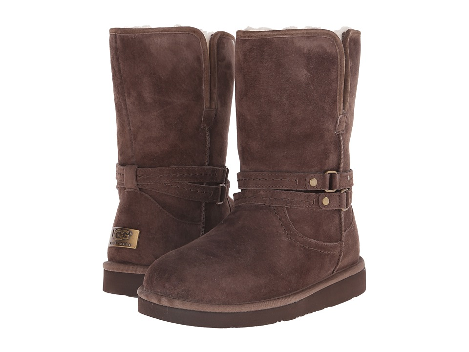 UGG - Palisade (Chocolate Suede) Women