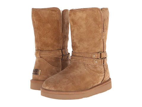 UGG - Palisade (Chestnut Suede) Women's Boots