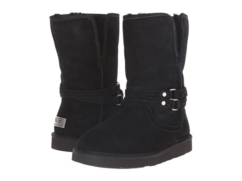 UGG - Palisade (Black Suede) Women's Boots