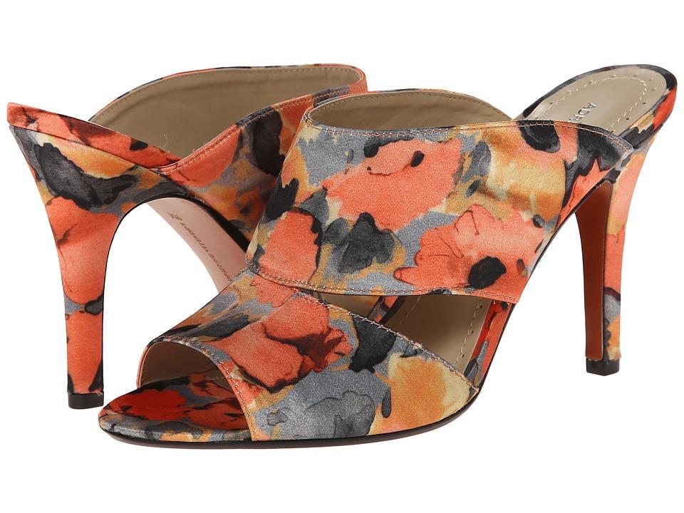 Adrienne Vittadini - Gunn (Coral Floral Print) High Heels