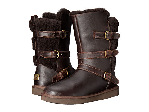 UGG - Becket (Chocolate Leather) Women's Boots