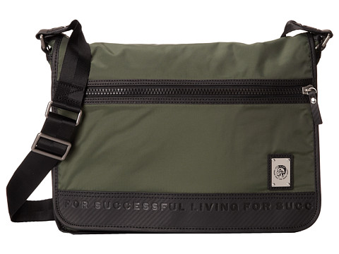 Diesel - Techno on the Road New Voyage (Military Green) Bags