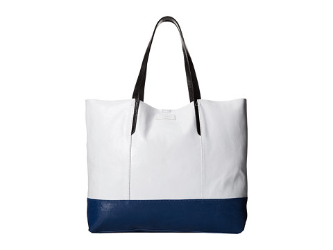 Diesel - Easy Blokk Yuma (White/True Blue/Black) Handbags