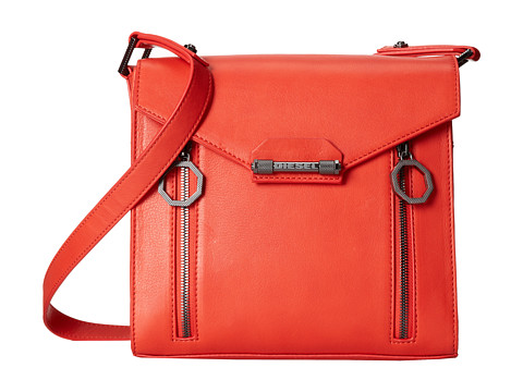 Diesel - Industrial Jemmiaa (Poppy Red) Handbags