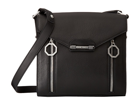 Diesel - Industrial Jemmiaa (Black) Handbags