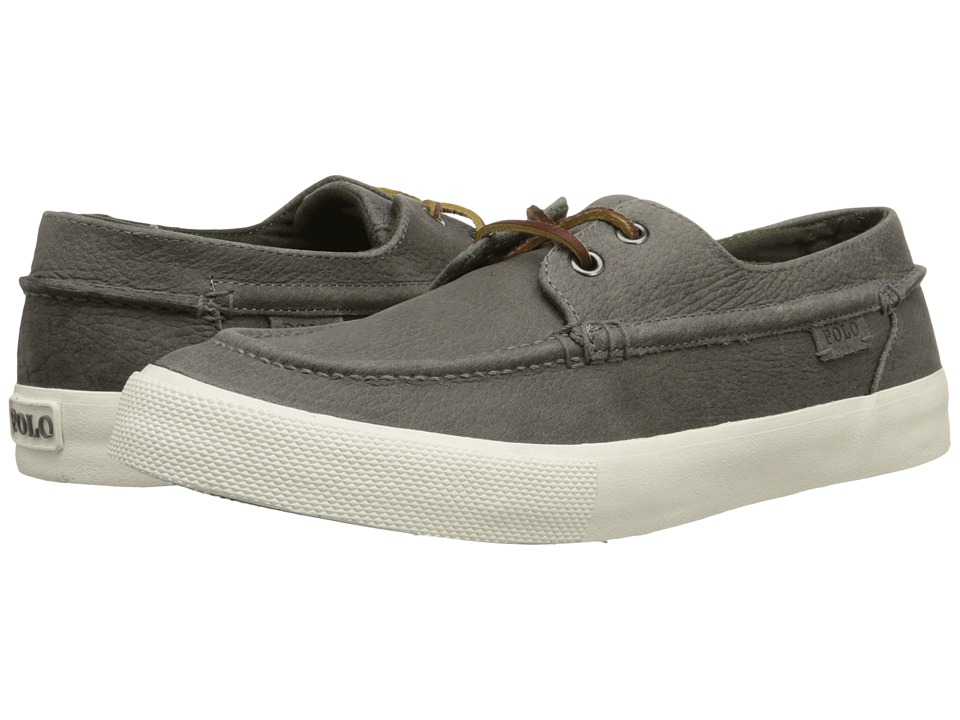 Polo Ralph Lauren - Tenen (Gravel Grey Grained Nubuck) Men