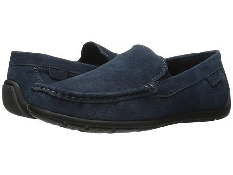 Bass - Cranston (Navy) Men's Shoes