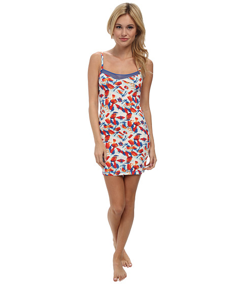 BCBGeneration - Cara The Comfy Chemise (Boardwalk Grafitti) Women's Pajama