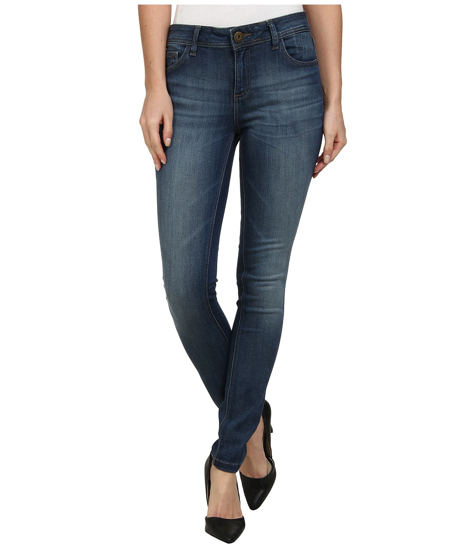 DL1961 - Florence Instasculpt Clean Blue in Prinia (Prinia) Women's Jeans
