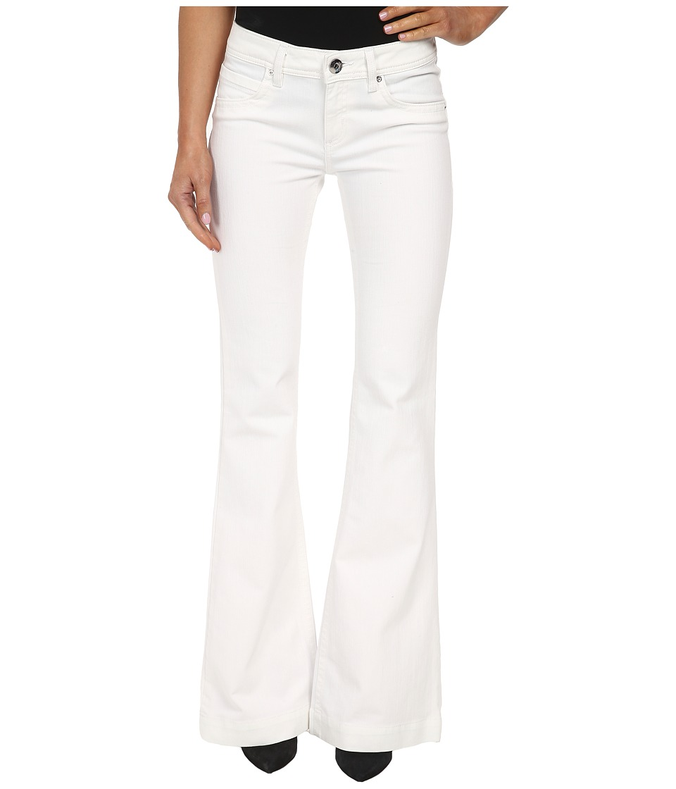 DL1961 - Joy Super High Rise Flare in Milk (Milk) Women's Jeans