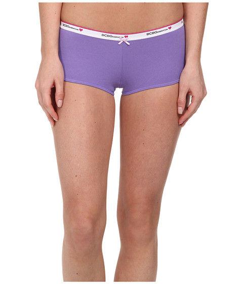 BCBGeneration - Claudia The Be Right Boyshort (Opal) Women's Underwear