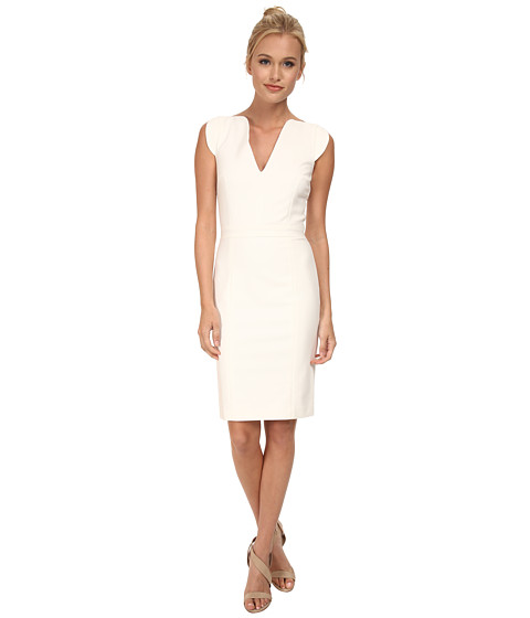 French Connection - Lolo Stretch 71DLK (White) Women