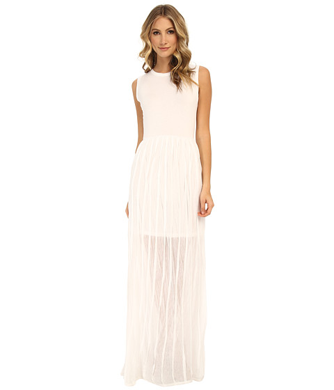 French Connection - Carnival Ruffle Dress 71DEA (Summer White) Women